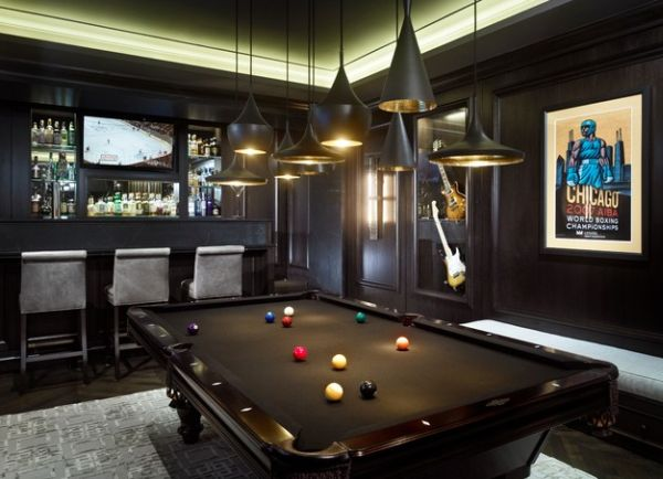 Gaming Room Ideas Gorgeous Indulge Your Playful Spirit With These Game Room Ideas Decorating Design