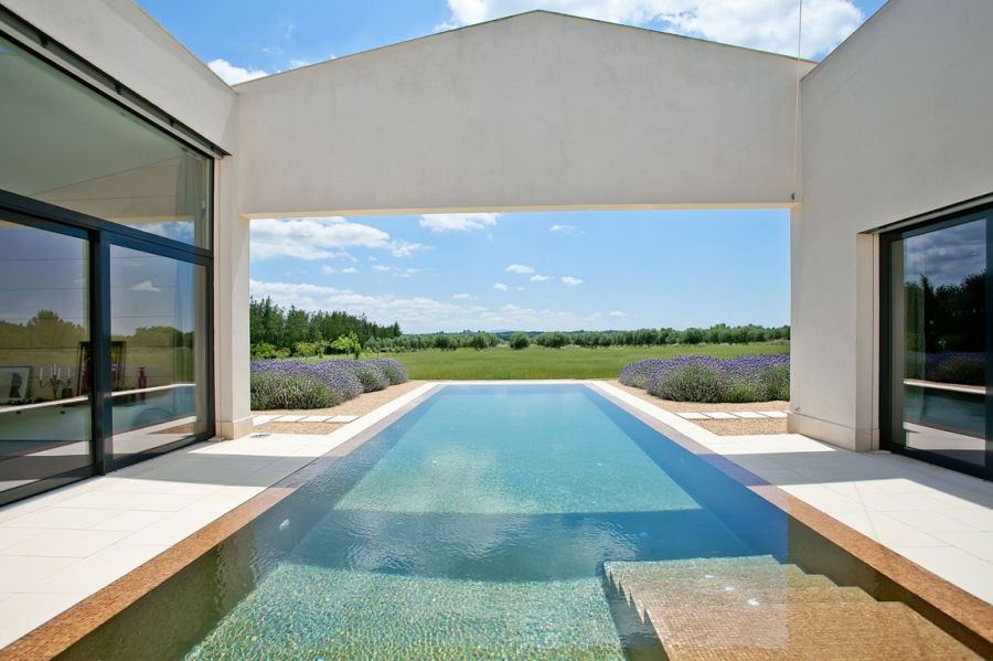 Refreshing pool at the Mallorca Holiday Home