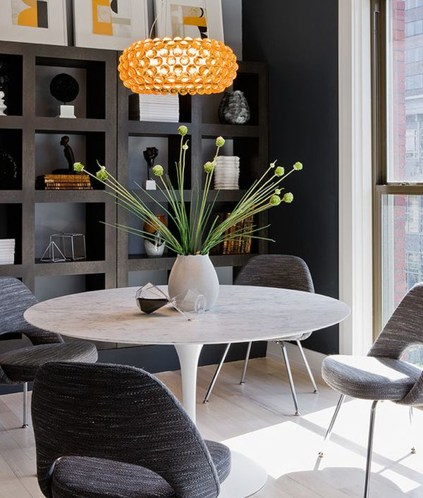 saarinen tulip table a design classic perfect for contemporary interiors. Black Bedroom Furniture Sets. Home Design Ideas