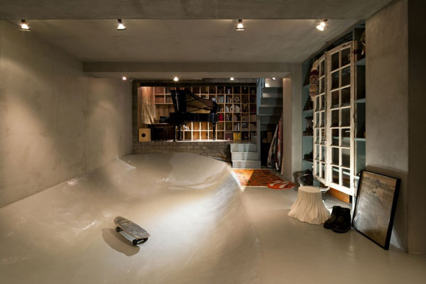Skate park House (2)