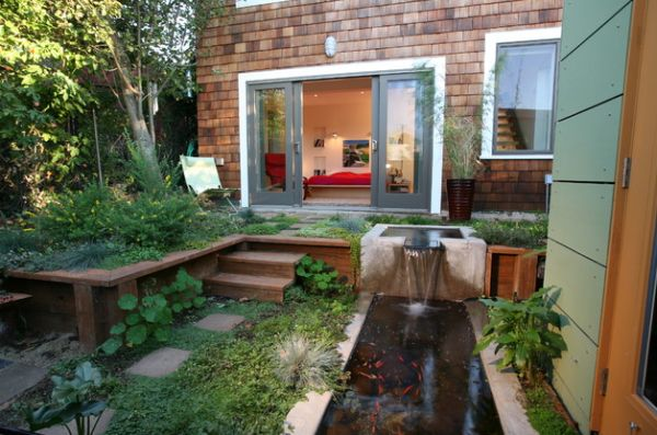 Natural Inspiration: Koi Pond Design Ideas For A Rich And ... on Koi Ponds Ideas id=61097