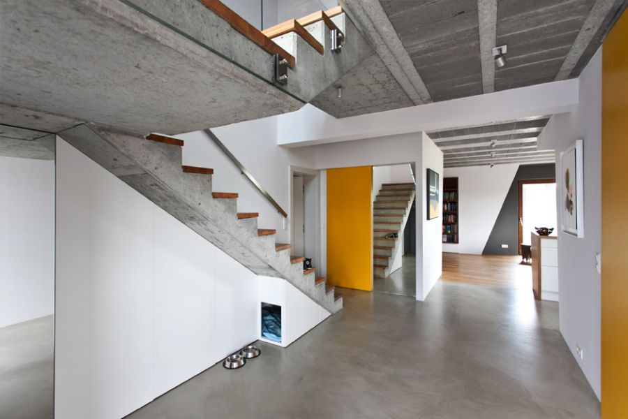 Smart design of interiors