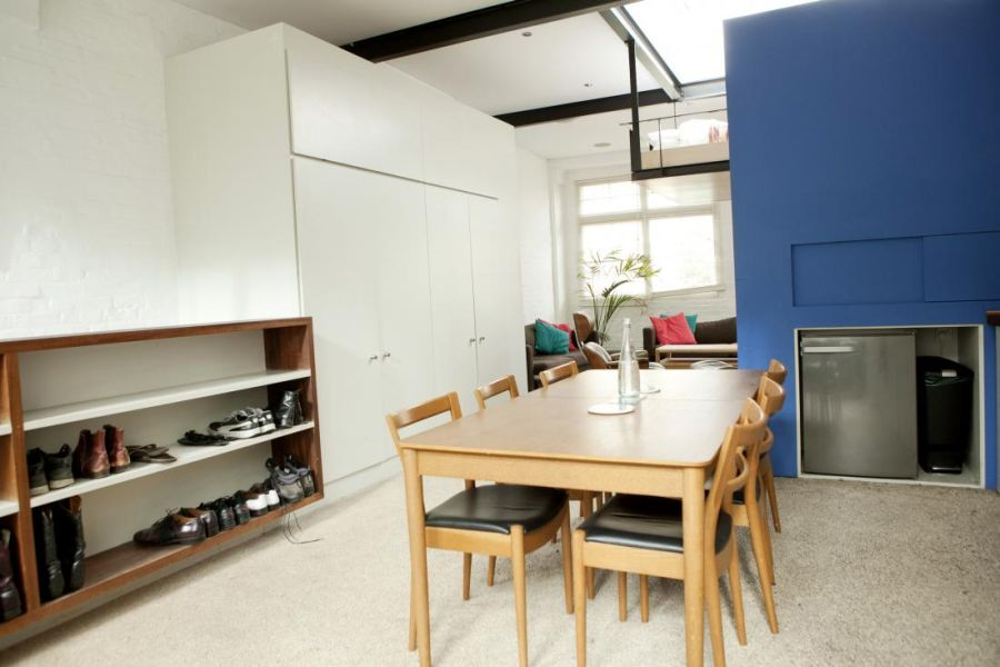 Interesting 430 Square Foot Apartment
