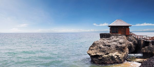 Spa on the Rocks at the AYANA Bali
