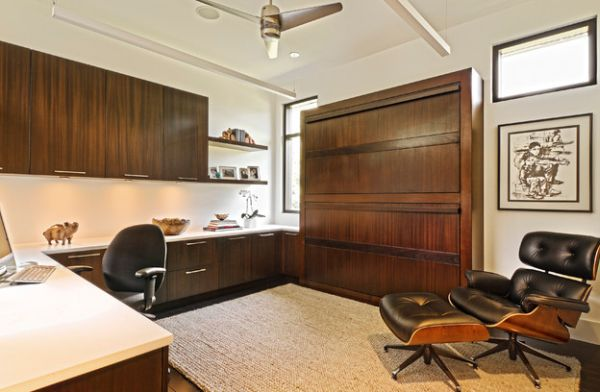 home office murphy bed. View In Gallery Spacious Home Office During Day Murphy Bed O