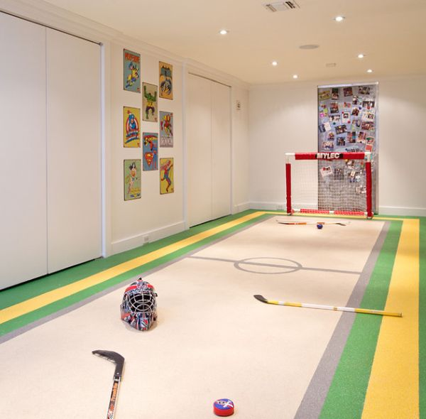 Home Design Ideas Game: Indulge Your Playful Spirit With These Game Room Ideas