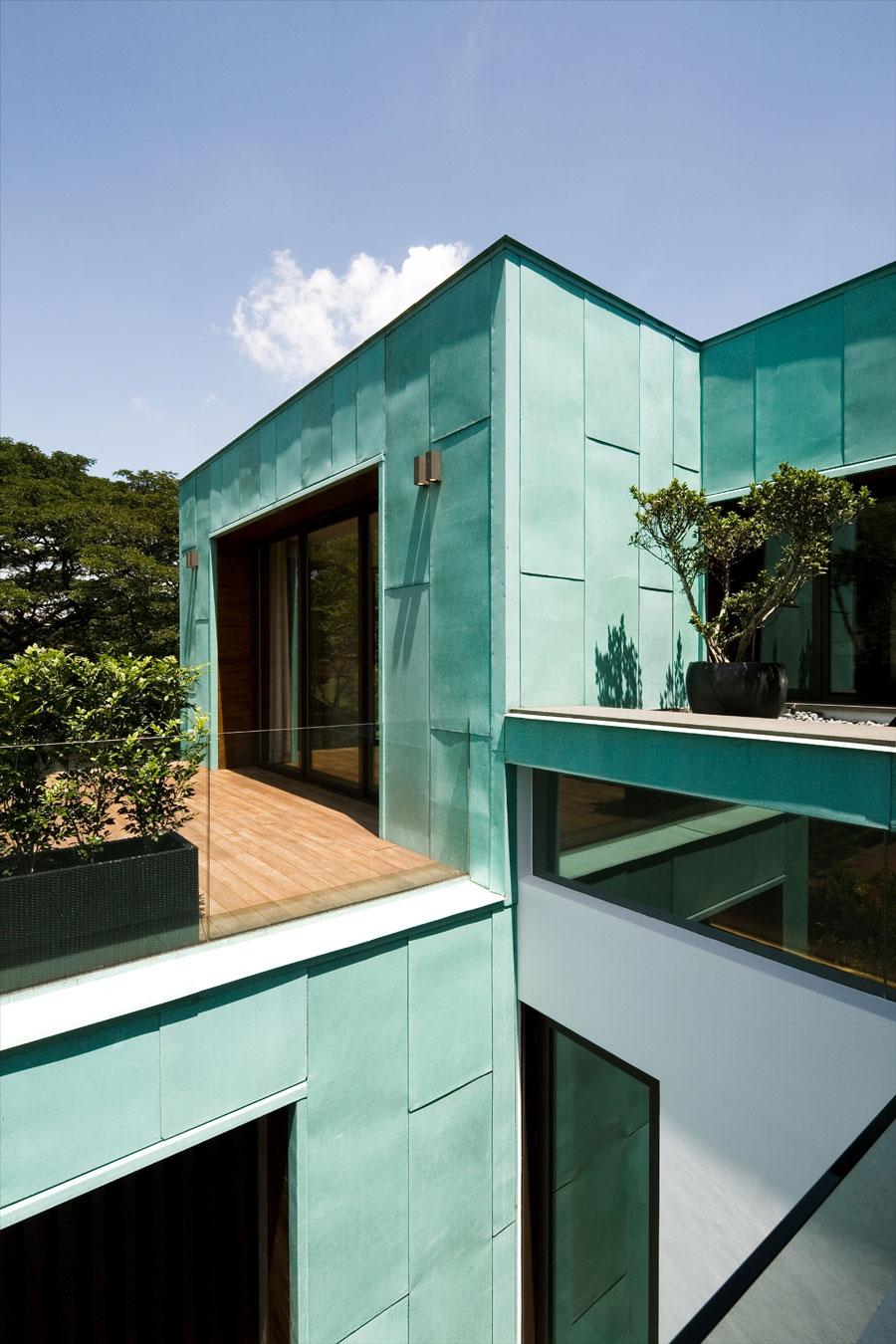Top floor with patio space