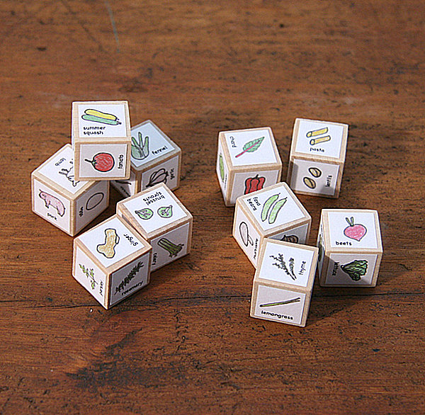 What to cook dice
