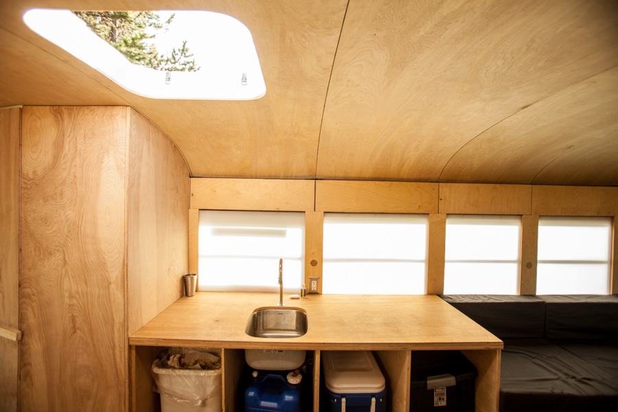Mobile Bus Home: Smart Renovation Wheels In Ergonomics And Ease