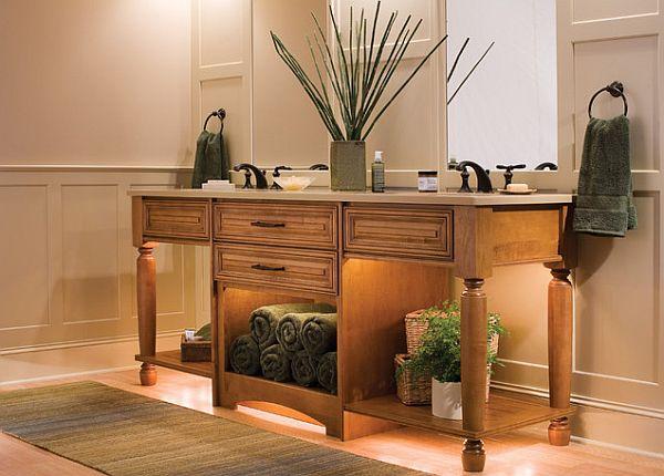 caribbean style bathroom