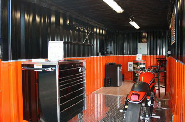 View In Gallery Dream Motorcycle Garage 21
