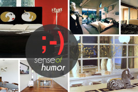 Make Me Smile: Interior Design with a Sense of Humor
