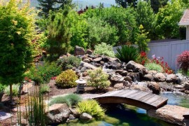 Natural Inspiration: Koi Pond To Design For A Rich And Tranquil Home Landscape!