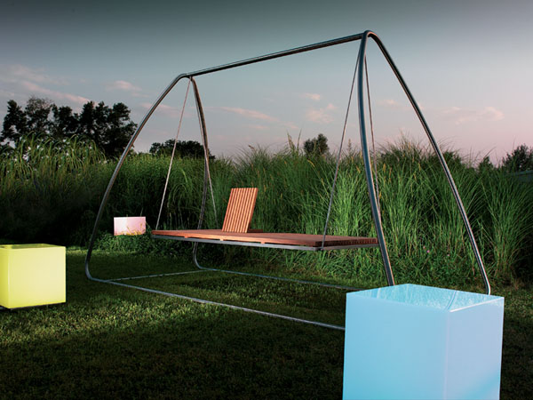 Large swings for adults