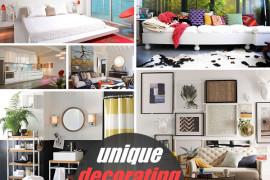 20 Rooms with Unique Decorating Details