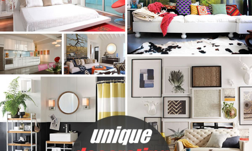 20 Rooms with Unique Decorating Details