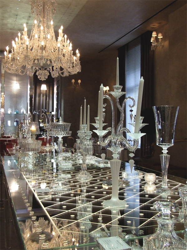Wine Tasting At Baccarat Immersed Into The World Of Fine