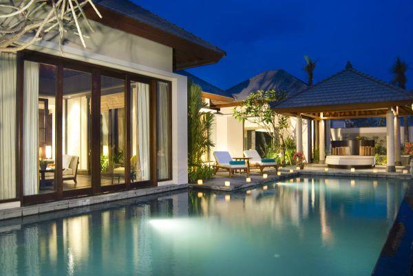 Banyantree Ungasan Bali Pool Deck