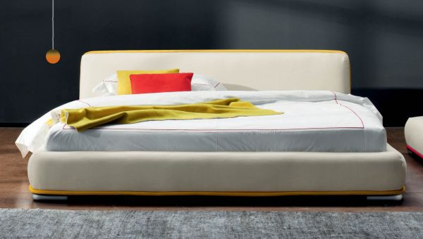 Beautiful low design of Amos bed makes it perfect for any theme Modern Beds For Modern Bedrooms! With a Luxury Touch ...