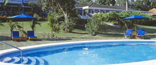 Cool pool at Jamaica Inn