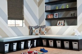 40 kids playroom design ideas that usher in colorful joy - Playroom Design Ideas