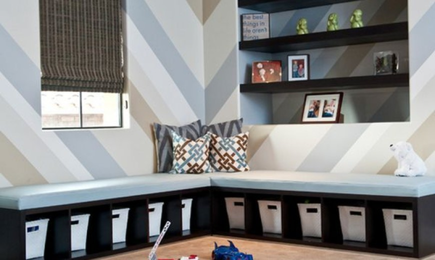 Delightful 40 Kids Playroom Design Ideas That Usher In Colorful Joy!