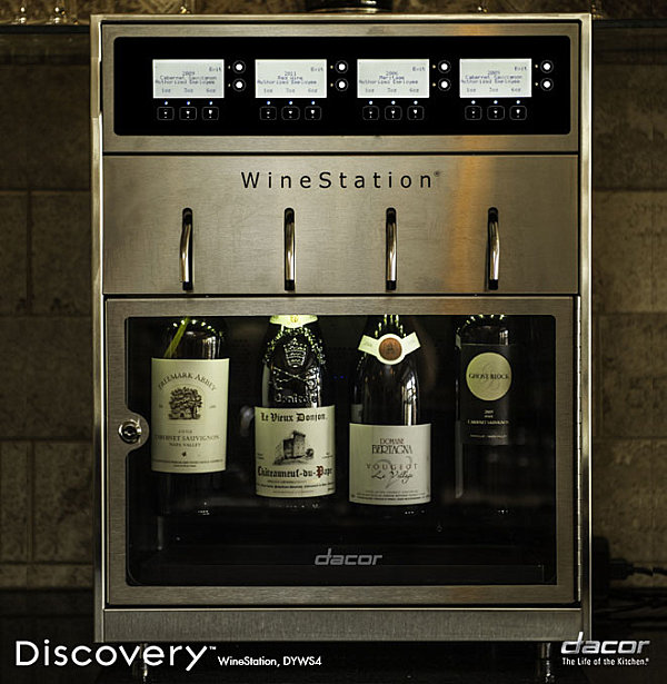 Dacor Discovery Wine Station
