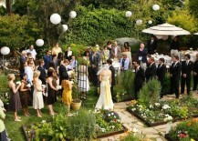 Unforgettable Garden Wedding Decor
