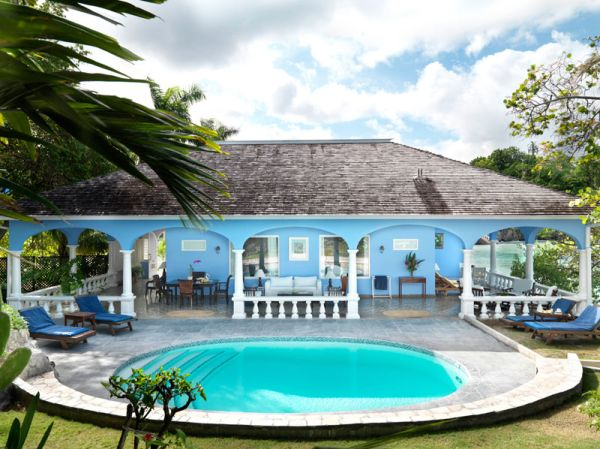 Enjoy the privacy of the pools at Jamaica Inn