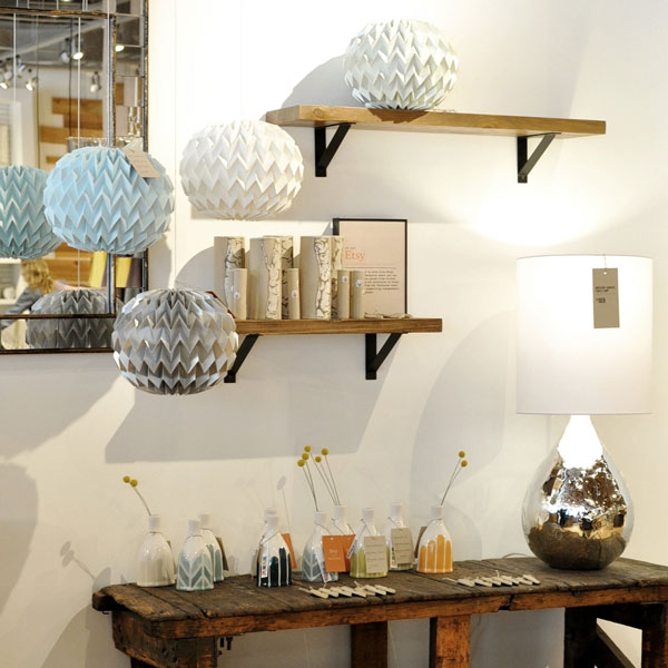 20 store displays that showcase amazing design for Shop decoration items