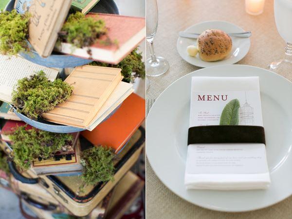 Fall decor and menu ideas