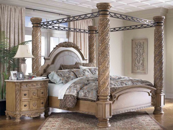 Wood And Iron Bedroom Furniture ue PierPointSprings