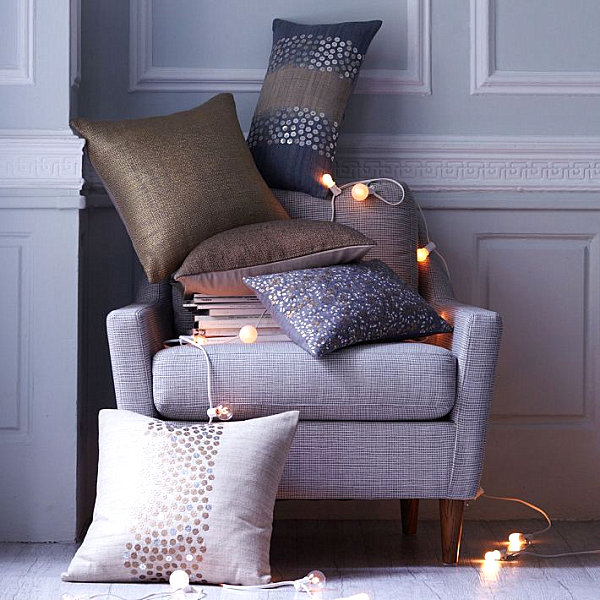 Gorgeous pillow finds from West Elm Chic Fall Decor Finds