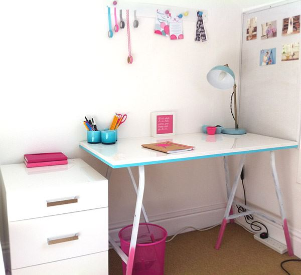 11 Cool Home Office Ideas For Men: DIY Office Desks For The Modern Home