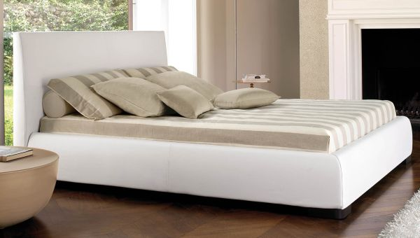 In-built storage of the Bloom Bed allows you to tuck away the mess