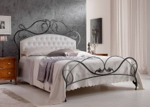 Fantastically Hot Wrought Iron Bedroom Furniture