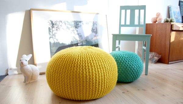 Diy Knitted And Crocheted Home Accents