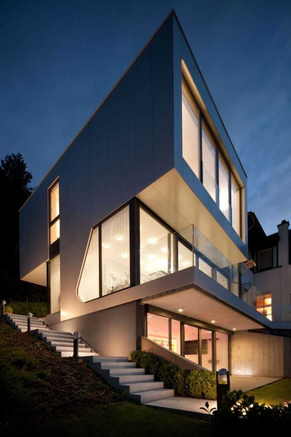 Lakeside House by Spado Architects in Austria