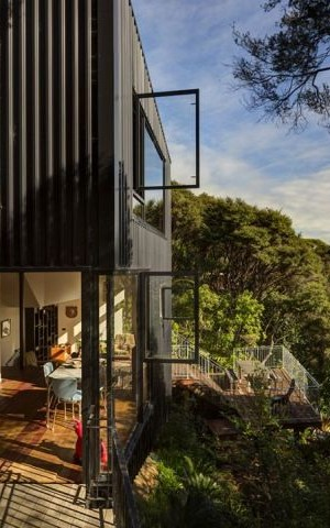 Modern Blackpool House in New Zealand