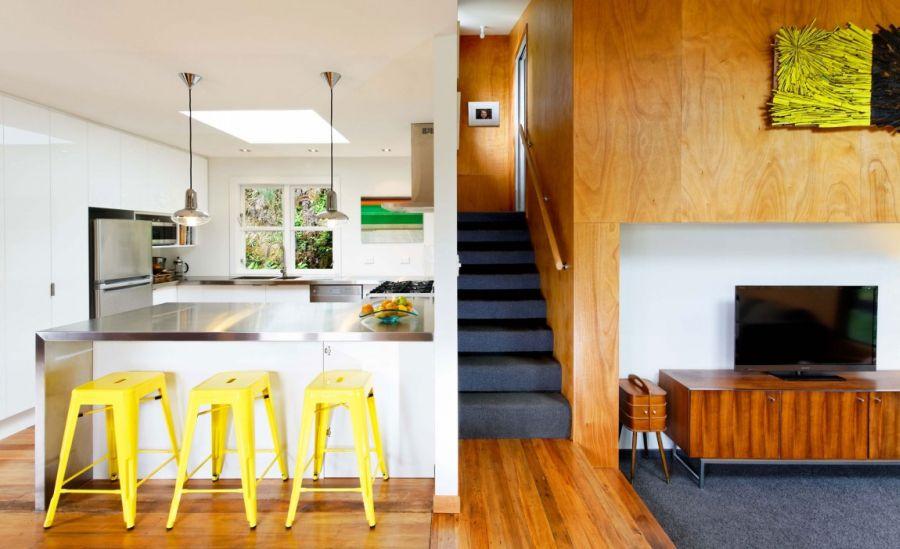 Modern ergonomic kitchen