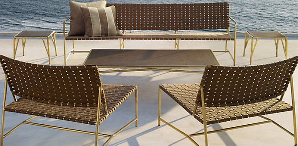 Montecito Collection from Restoration Hardware