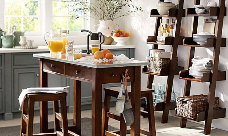 kitchen storage ideas: organize drawers & pullout pantries Cool Kitchen Storage Ideas