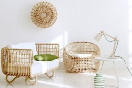 Nest: Sustainable Rattan Décor With Scandinavian Charm