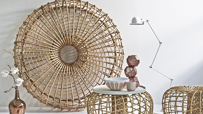 Nest Sustainable Rattan Dcor With Scandinavian Charm