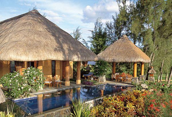 Oberoi Mauritius Luxury hotel outdoors pool