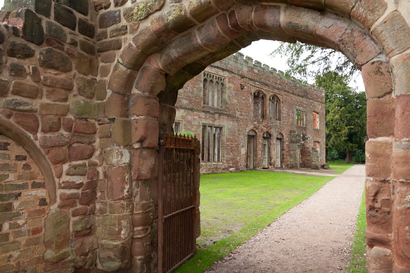Original castle design kept intact