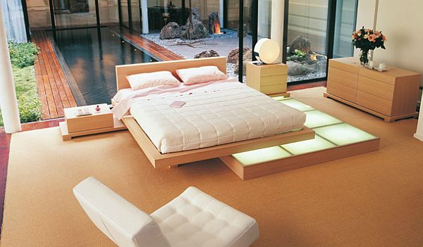 Roche Bobois - MOONLIGHT bed design