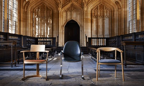 Shortlisted Chairs for Bodleian Library in Oxford