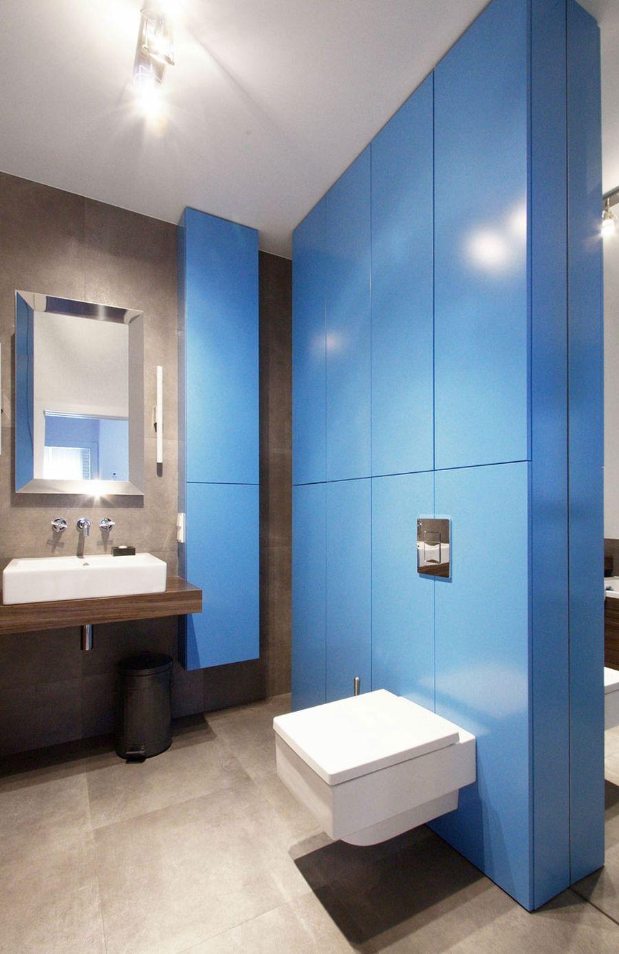 Small space saving bathroom idea
