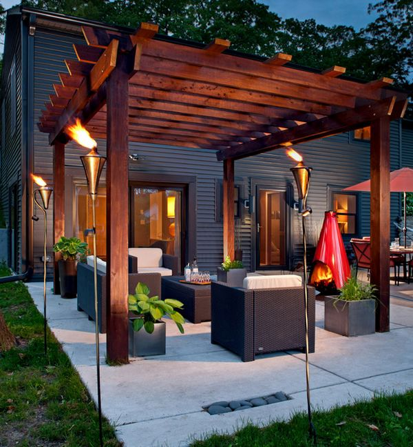 Pergola Design Kerala: Shaded To Perfection: Elegant Pergola Designs For The